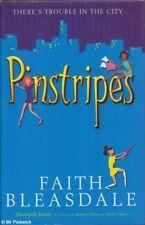 Faith Bleasdale PINSTRIPES HC Book