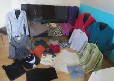 Markenpaket 38 40 M, Blusen Strickjacken Westen Shirts, Gerry Weber Cecil Bonita