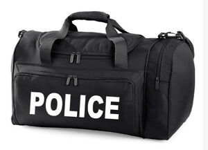 Police Carry Kit Bag Ideal For Police PCSO, Swat, Army, Officer
