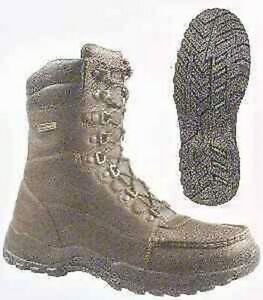 """Lacrosse 541101 8"""" Leather Ringneck Boots 10.5W"""