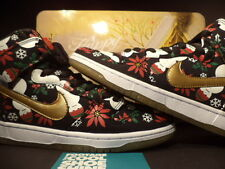 Nike Dunk Hi Pro SB CONCEPTS CNCPTS UGLY CHRISTMAS SWEATER BLACK 635525-006 10
