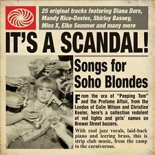 It's a Scandal CD NEW DIANA DORS ELKE SOMMER SHIRLEY BASSEY EVE BOSWELL MISS X