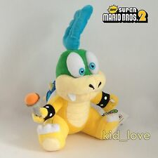 New Super Mario Bros. U Plush Larry Koopa Koopaling Soft Toy Stuffed Animal 6""