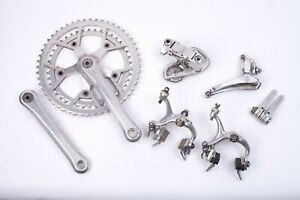 Campagnolo Victory Triomphe group set vintage road bike Eroica 1980s