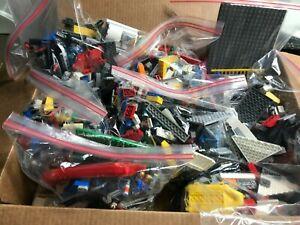 10 pounds Genuine LEGO Bulk Lot - 10 LB Mixed Bricks Plates & Specialty Parts