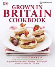 Grown in Britain Cookbook (Soil Association),Carolyn Humphries,Donna Air