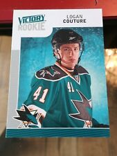 2009-10 Upper Deck Victory Rookie #329 Logan Couture
