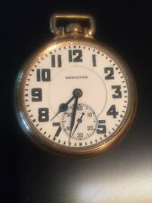 Pocket Watch 10k Gold Filled New listing