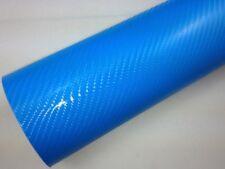 4D Carbon Fiber Vinyl Wrap Film Sticker (Air/Bubble Free) All Colours All Sizes