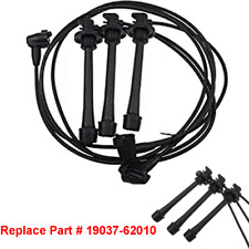 Spark Plug Wire Cable Set For Toyota 4Runner T100 Tacoma Tundra 3.4L 19037-62010
