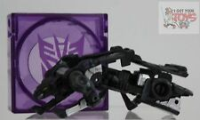 "RAVAGE Hasbro FALL OF CYBERTRON TRANSFORMERS 2"" INCH Loose Action Figure"