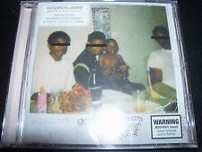 Kendrick Lamar Good Kid M.A.A.D Maad City (Australia) CD - New