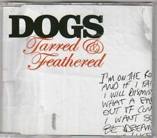 (EX470) Dogs, Tarred & Feathered - 2005 DJ CD