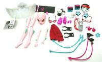 Monster High Accessories Lot Spare Parts Arms Legs Head Mattel