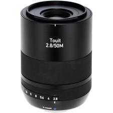 Zeiss Touit 50mm f2.8 Premium Auto Focus Makro Macro Lens: Fujifilm X Mount