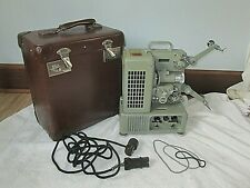 Vintage Movie Projector Ditmar-Austria 1940's 8 & 16mm with Case