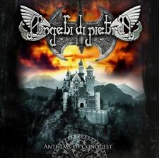 Angeli Di Pietra Anthems Of Conquest CD Folk Power Metal from Finland Battlelore