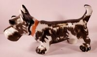 Vintage Niagara Falls Souvenir Ceramic Scotty Dog. Japan