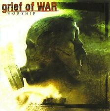 GRIEF OF WAR - Worship - CD - Neu OVP - Thrash Metal