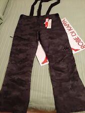 Pantalone sci uomo KAPPA 2019-2020 FISI camouflage taglia XL