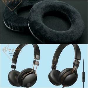 Thick Velour Velvet Ear Pads Cushion For Philips CitiScape Series Headphones