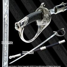 CSA 1860 Light Cavalry Army Saber Civil War Confederate Officer Sword CH