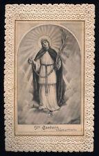 santino santo atado tarjeta-canivet S.TEODORA V. M.