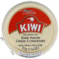 New Kiwi Neutral Shoe Polish, 1.1/8 oz