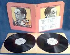 DUKE ELLINGTON - WORLD OF.. VOL. 2 - (2) LP SET - PROMO + TIMING STRIP