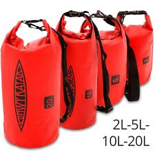 Heavy Duty Kayak Canoe Waterproof Dry Bag 2L 5L 10L 20L Storage Sack Outdoor