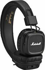 Marshall Major II Bluetooth Headphones Protable Foldable Wireless Headset Built-