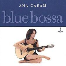 Ana Caram - Blue Bossa (Chesky Records) CD NEW not sealed Brazilian