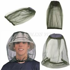 Midge Bug Camping Protector Hat Face Mesh Mosquito Head Insect HOT Travel Mosqui