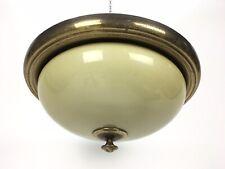 Vintage Deckenlampe Plafoniere Kronleuchter Kuppelleuchte 50er 70er