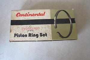 Continental 2C687040 Engine Piston Ring Set DODGE CHRYSLER 170 198 225 78-86