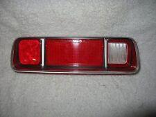 NOS Mopar 1972-73 Plymouth Scamp Left Tail Light Lens