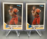 2x 2019-20 Donruss Kevin Porter Jr. Rated Rookie Card RC Cavaliers Rockets