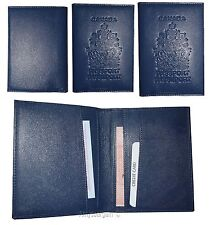 Lot of 2. New Canadian Leather passport cover. Wallet. Canada Passport case. BN