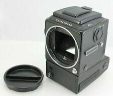 Hasselblad 553ELX Medium Format Body Black, Waist Level Finder, Acute Matte
