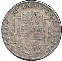 1819 J.J MEXICO 8 REALES FERDINAND VII