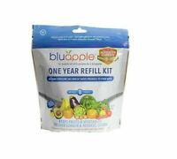 Bluapple With Activated Carbon One-Year Refill Kit Keeps produce fresh longer!