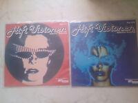 Hifi Vision Reference Recording 2 Lps Paul Young, Toto, Santana, Falco Uva