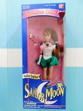 1995 SAILOR MOON JUPITER 6 -inch Poseabl Adventure Doll Bandai NRFB