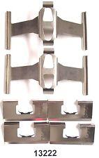 Better Brake Parts 13222 Rear Disc Brake Hardware Kit