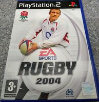 Rugby 2004 Sony PlayStation 2 EA Sports PAL