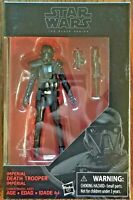 Disney Hasbro Star Wars The Black Series Imperial Death Trooper Action Figure