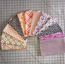 Freespirit Denyse Schmidt Eastham Fat Quarter Fabric Bundle Assortment 1