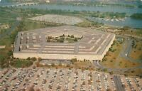 Postcard Pentagon Washington DC