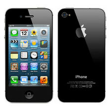 Apple iPhone 4s - 16GB - Black (AT&T) Smartphone CLEAN ESN