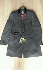 Hommes marc darcy designer harrington messi veste couleur noir taille 46R vente bon marché